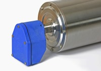 Drum motors for conveyors